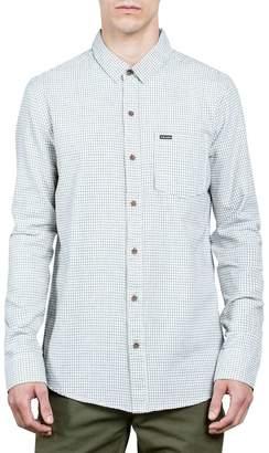 Volcom Royce Long-Sleeve Button-Down Shirt - Men's