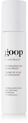 goop - Revitalizing Day Moisturizer, 50ml - Colorless $100 thestylecure.com