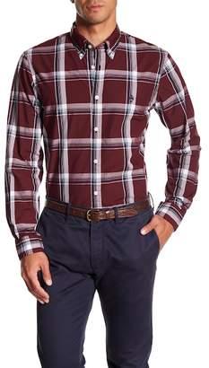 Brooks Brothers Broadcloth Yarn Dye Shirt