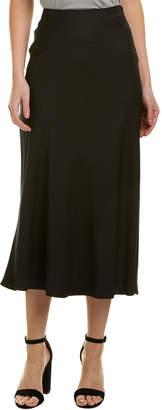James Perse Bias Midi Skirt