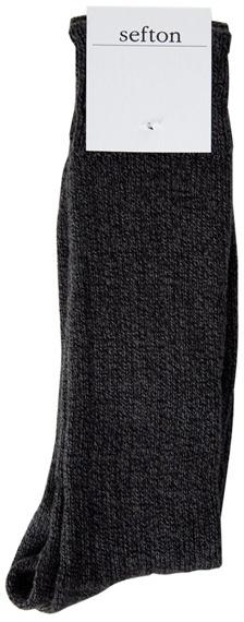 SEFTON - Rib knit socks