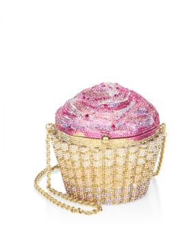Judith Leiber Cupcake Novelty Box $4,495 thestylecure.com
