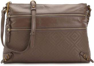 Elliott Lucca Mari Leather Crossbody Bag - Women's