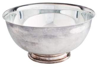 Reed & Barton Silverplate Paul Revere Bowl