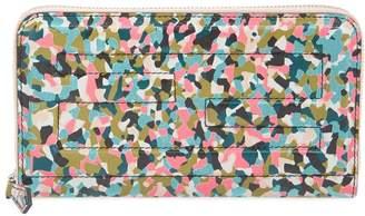 Fendi 'Tube' Leather Wallet