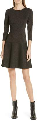 HUGO Kelanis Fit & Flare Dress
