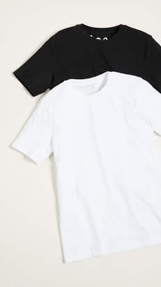 Acne Studios Taline 2 Pack T-Shirts
