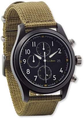 L.L. Bean L.L.Bean Chronograph Field Watch