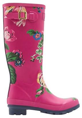 Joules Women's Joules® Sophia Floral Print Rain Boots $74.99 thestylecure.com