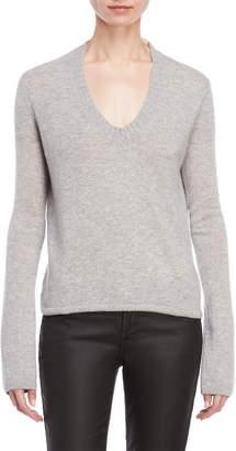 Inhabit Cashmere U-Neck Sweater