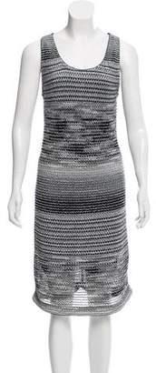Missoni Metallic Sleeveless Dress