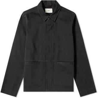 Folk Burner Chore Jacket