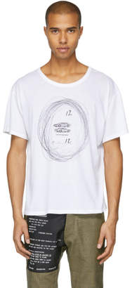 Enfants Riches Deprimes White Valet Ticket T-Shirt