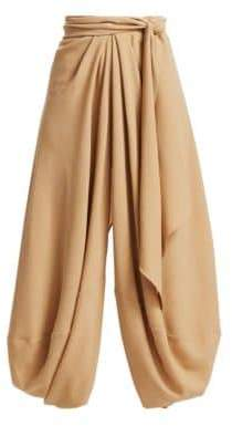 Jacquemus Souela Virgin Wool Skirt
