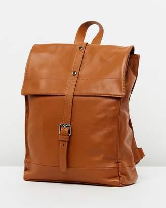 Bee Backpack Tan