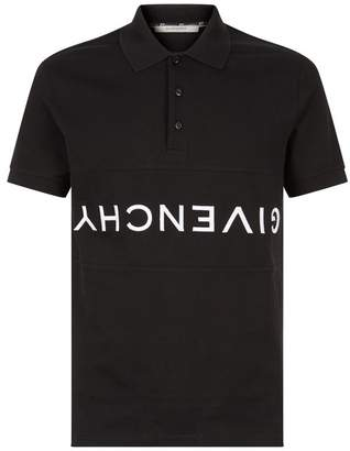 Givenchy Logo Polo Shirt
