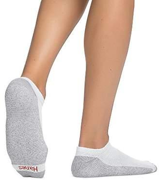 Hanes Men's FreshIQ No Show Socks (Pack of 12)