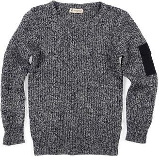 Appaman Rouge Melange Knit Sweater, Size 2-10