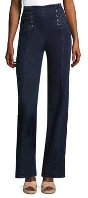 Nanette Lepore Te Amo Jeans