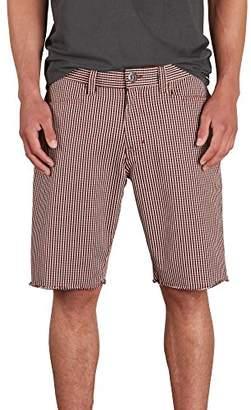 Volcom Men's Gritter Thrifter Relaxed Fit Short