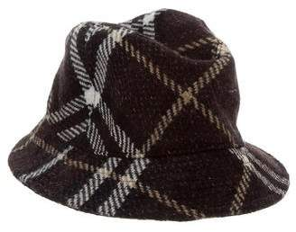 Burberry Wool Bucket Hat