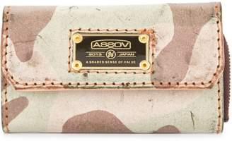 As2ov Camouflage key case