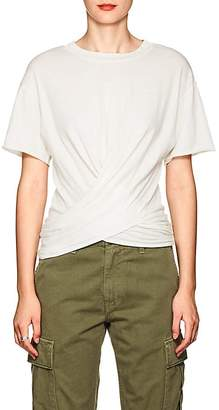 NSF Women's Frances Cotton Wrap T-Shirt