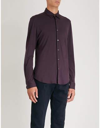 Paul Smith Slim-fit wool shirt