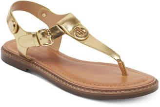 Tommy Hilfiger Bennia Flat Sandals Women Shoes