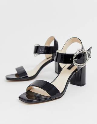 Blink block heeled sandals