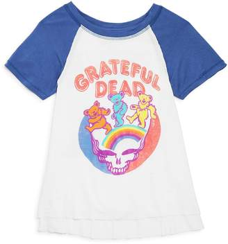 Junk Food Clothing Girls' Grateful Dead Tee