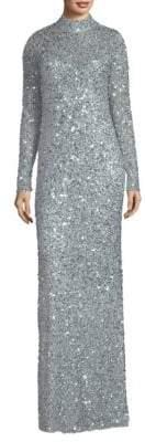 Parker Black Leandra Sequin Dress