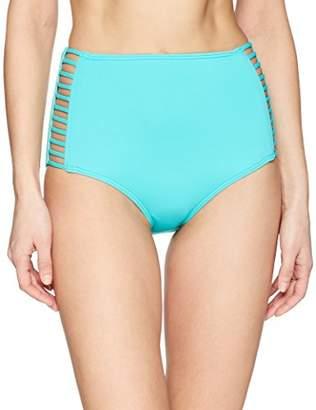 CoCo Reef Women's Strappy Detail Bikini Bottom Swimsuit