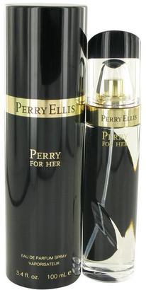 Perry Ellis Perry Black Eau De Parfum Spray for Women (3.4 oz/100 ml) $60 thestylecure.com