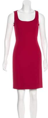 Prada Virgin Wool Dress