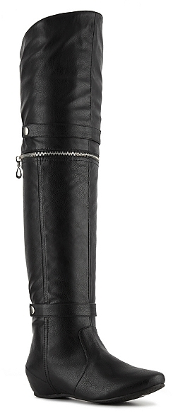Bamboo Capella-67 Over the Knee Boot