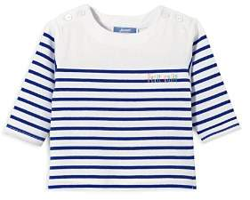 Jacadi Boys' Petit Calin Striped Tee - Baby