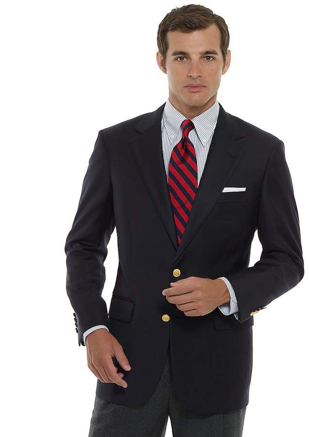 Brooks Brothers Country Club Two-Button Blazer