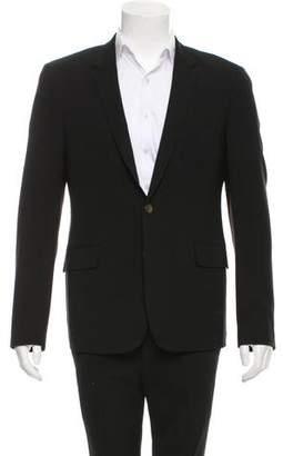 Rag & Bone Wool Two-Button Blazer