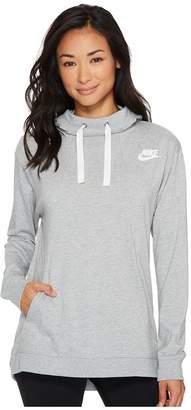 Nike Sportswear Gym Classic Pullover Hoodie Women's Sweatshirt