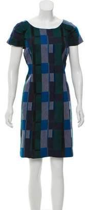 Anna Sui Patterned Shift Dress
