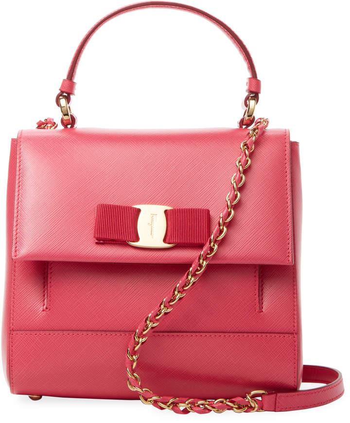 Salvatore Ferragamo Women's Leather Satchel