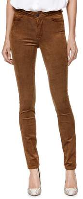 Paige Transcend - Hoxton High Waist Ultra Skinny Jeans