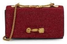 Valentino Beaded Crossbody Bag