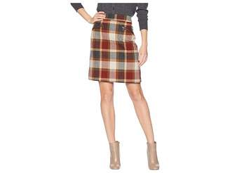 Pendleton Marlowe Wool Skirt
