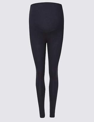 Marks and Spencer Maternity Cotton Rich Leggings