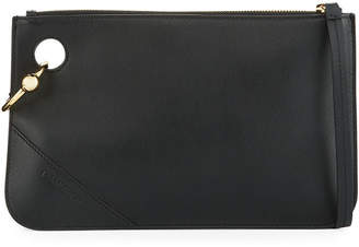 J.W.Anderson Pierce Patchwork Clutch Bag