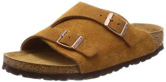 Birkenstock Zürich Suede Leather Soft-Footbed Narrow Size EU 36 - US L5