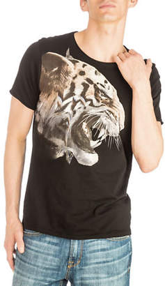 GUESS Oversized Tiger T-Shirt