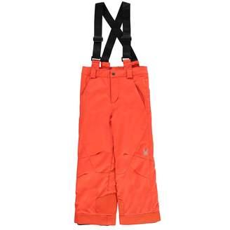 Spyder Boys Mini Propulsion Salopettes Child Ski Pants Trousers Bottoms